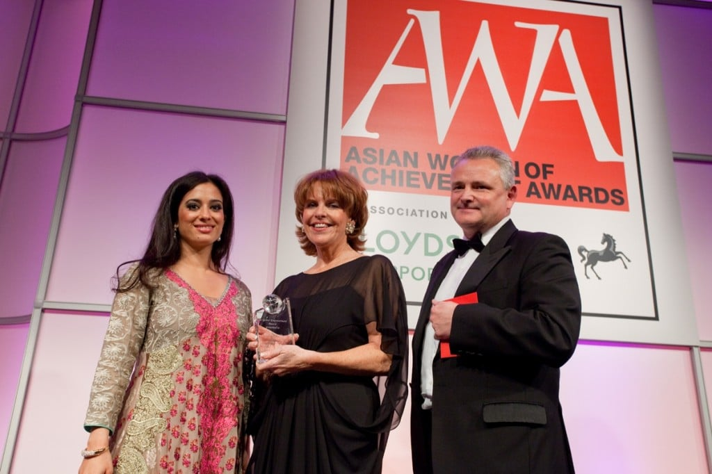 Susan Ann Davis Honored with Global Empowerment Award