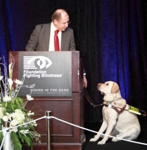 Spotlight On: The Foundation Fighting Blindness