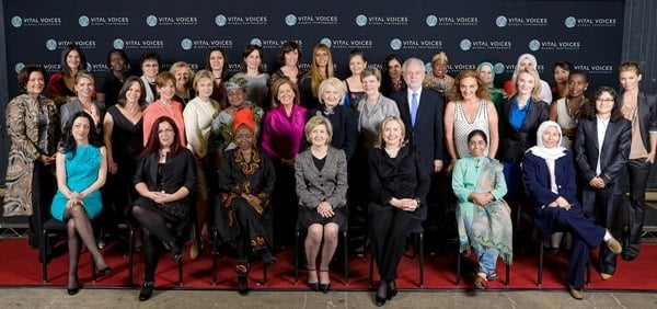 The Tenth Annual Vital Voices Global Leadership Awards