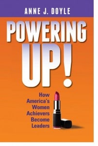 """Susan Davis featured in """"Powering Up! How America's Women Achievers Become Leaders"""""""