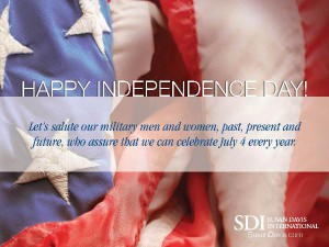 SDI Salutes our Military Men and Women This Fourth of July