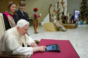 The Digital Pope Emeritus