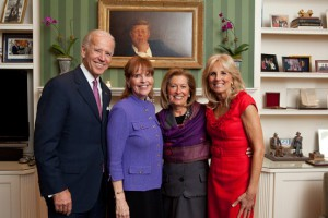 2012 Women's History Month Reception Hosted by Joe and Jill Biden