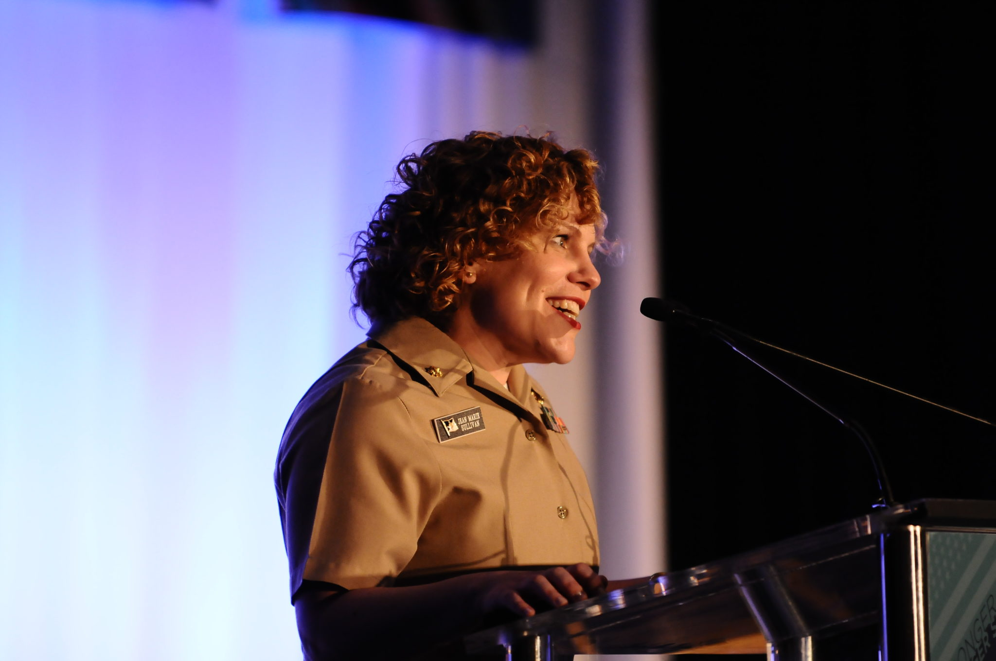 Nina Foster: My First Meeting with LCDR Sullivan