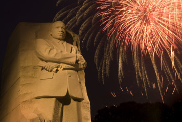 July 4th on the National Mall: Tradition For Many, Proud History For SDI
