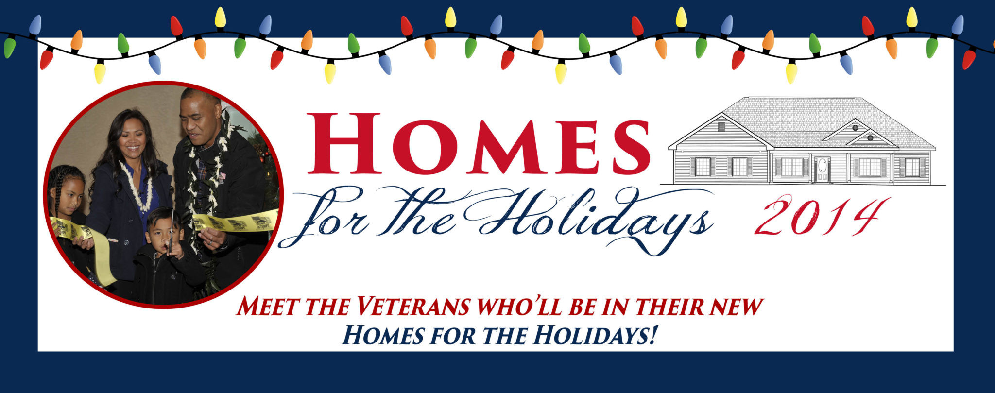 Homes for Our Troops to Give the Gift of a Home to 10 Veterans and their Families this Holiday Season