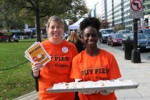 Food & Friends Pie Day