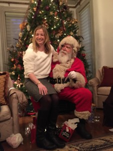 Susan Davis International christmas Santa Claus party