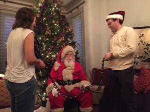 susan davis international jingle bells holiday party santa claus