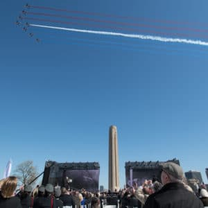 WWI Commemoration Event