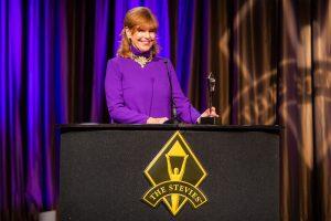 Susan Davis Wins Stevie Awards