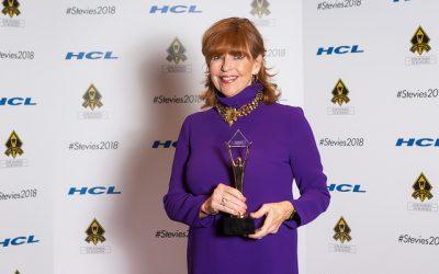 Susan Ann Davis Wins Gold 2018 Stevie® Lifetime Achievement Award for Women in Business