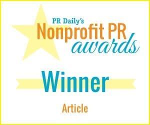 PR Daily Award Graphic