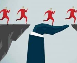 Leadership Crisis graphic