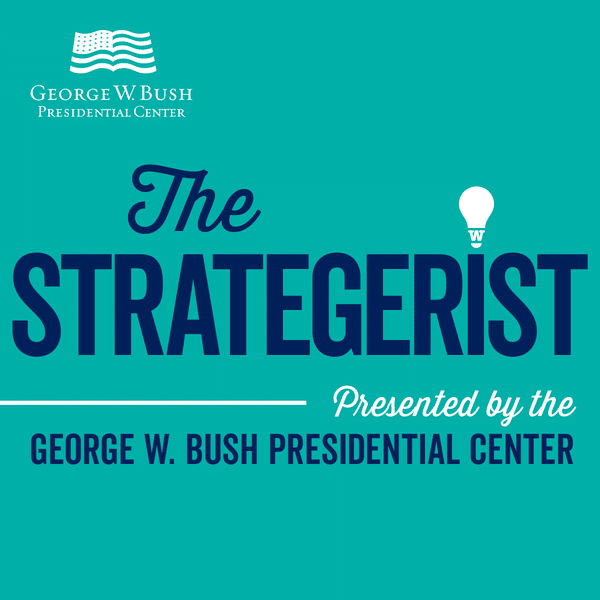 The Strategerist podcast